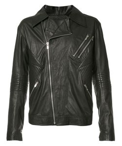SKINGRAFT | Ribbed Moto Jacket Size Medium