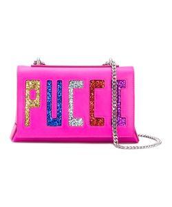 Emilio Pucci | Pucci Glitter Shoulder Bag Calf