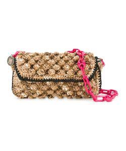 Missoni | M Macramé Shoulder Bag