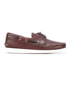 Church'S | Classic Boat Shoes 6 Leather/Rubber
