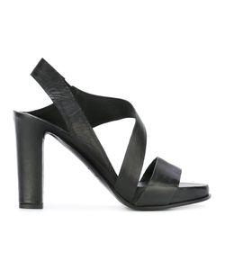 Roberto Del Carlo | Front Platform Sandals Calf