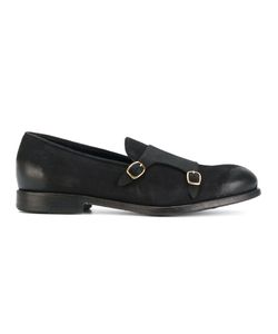 LEQARANT | Buckled Monk Shoes Men 41