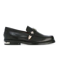 TOGA VIRILIS   Embellished Loafers 43