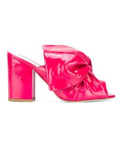 GIANNICO | Julienne Sandals 36 Patent Leather/Leather