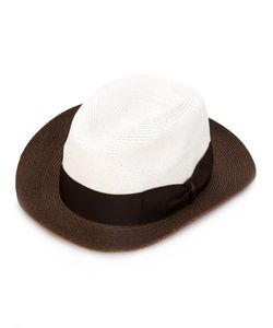 Borsalino | Two-Tone Hat 60