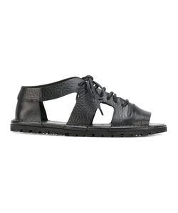 Marsell | Marsèll Laced Cut-Out Sandals Size 39