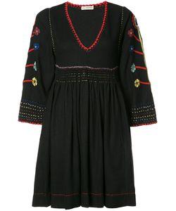 Ulla Johnson | Embroide Mini Dress 2 Silk