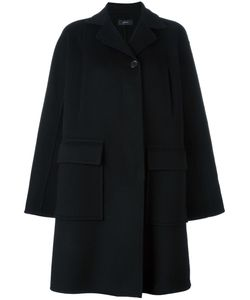 Joseph | Single Breasted Coat 38 Cashmere/Wool