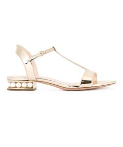 Nicholas Kirkwood | 18mm Casati T-Bar Sandals Calf
