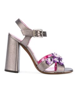 L' Autre Chose | Embellished Sandals