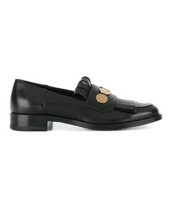Pierre Hardy | Fringed Loafers Women
