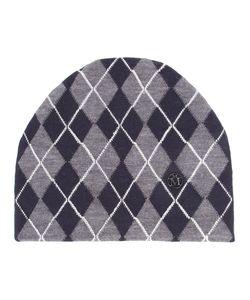 Maison Michel | Diamond Embroidered Beanie Hat