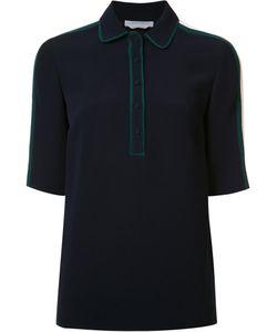 Gabriela Hearst   Contrasting Detail Shirt 42 Viscose/Silk