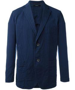 Issey Miyake | Button Blazer 4 Cotton