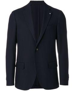 Lardini | Flap Pocket Blazer Men 52