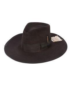NICK FOUQUET   Шляпа Со Спичкой