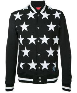 GUILD PRIME | Stars Print Bomber Jacket