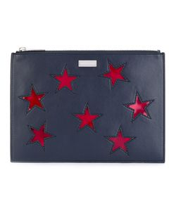 Stella Mccartney | Embroidered Star Clutch Bag