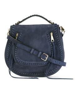 Rebecca Minkoff | Vanity Saddle Crossbody Bag Leather