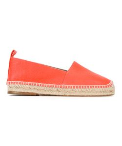 Anya Hindmarch | Smiley Espadrilles 37 Leather