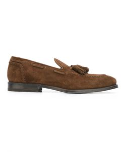 HENDERSON BARACCO | Tassel Loafers 41 Chamois Leather/Leather