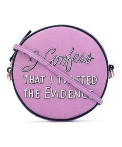 Olympia Le-Tan   I Confess Crossbody Bag