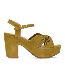 Chie Mihara | Tie-Detail Platform Sandals 38