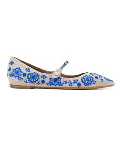 Tabitha Simmons | Hermione Ballerinas Size 40