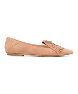 Unützer | Fringed Slippers Size 38.5