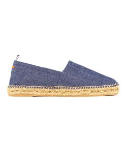 Castañer | Denim Espadrilles 42 Cotton/Abaca/Rubber