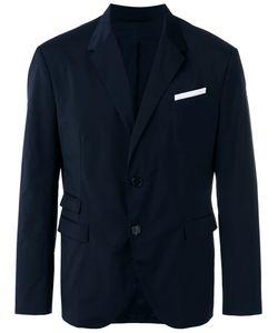 Neil Barrett | Pocket Front Blazer 52 Polyester/Spandex/Elastane/Viscose