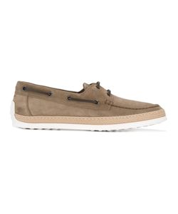 Tod'S | Classic Boat Shoes