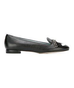 Chiara Ferragni | Flirting Slippers 40 Leather/Metal