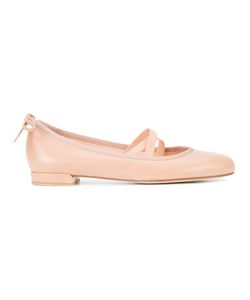Stuart Weitzman | Bolshoi Ballerinas 8 Leather