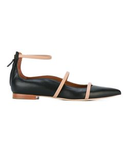 MALONE SOULIERS | Robyn Ballerinas 37 Calf Leather/Leather