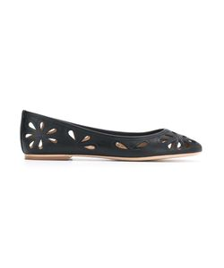 Sarah Chofakian | Leather Ballerinas Size 35