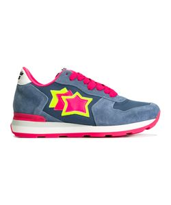 ATLANTIC STARS | Vega Ava Sneakers 37 Polyester/Suede/Rubber