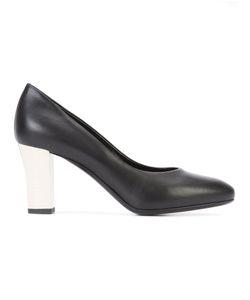 Lanvin | Contrast Heel Pumps Size 39.5