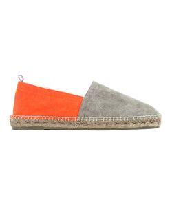 Castañer | Block Colour Espadrilles 40 Cotton/Abaca/Rubber