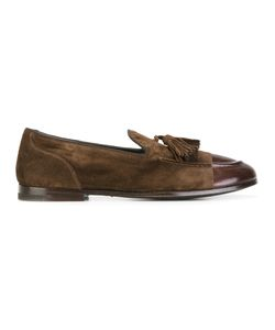 Alberto Fasciani | Tassel Loafers 40 Calf Leather/Suede/Leather