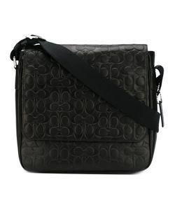COACH | Textured Messenger Bag