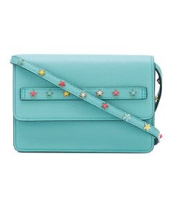 Red Valentino | Stars Studded Crossbody Bag Calf