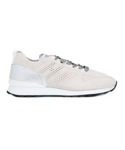 Hogan Rebel | Perforated Lace-Up Trainers 35