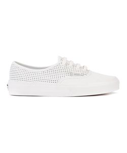Vans | Perforated Decoration Sneakers 6.5 Leather/Rubber