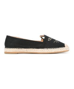 Charlotte Olympia | Kitty Espadrilles Size 39.5
