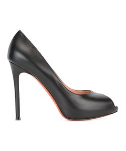 Baldinini | Concealed Platform Pumps 40 Calf Leather/Leather