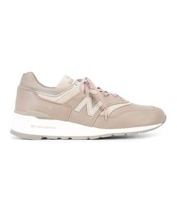 New Balance | Lateral Patch Sneakers 12 Leather/Canvas/Rubber