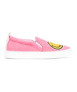 Joshua Sanders | Smile Slip-On Sneakers Size 35