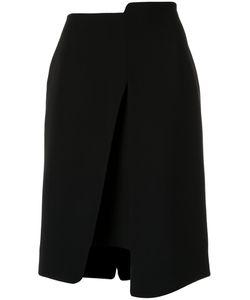 GLORIA COELHO | Asymmetric Skirt 42 Polyester