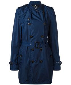 Burberry   Double Breasted Trench Coat 46